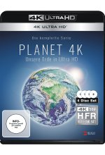 Planet 4K - Unsere Erde in Ultra HD (2 4K Ultra HDs) Cover