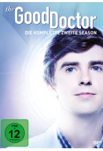 The Good Doctor - Die komplette zweite Season  [5 DVDs] DVD-Cover