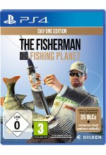 The Fisherman - Fishing Planet (Day One Edition) Cover