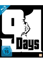 91 Days - Gesamtedition: Episode 01-13  [3 BRs] Blu-ray-Cover