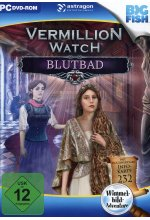 Vermillion Watch: Blutbad Cover