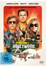 Once upon a time in... Hollywood DVD-Cover