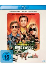 Once upon a time in... Hollywood Blu-ray-Cover