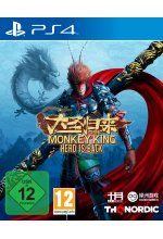 Monkey King - Hero is Back Cover