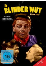 In blinder Wut - Black Fury (Michael Curtiz) DVD-Cover