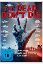 The Dead Don't Die DVD-Cover