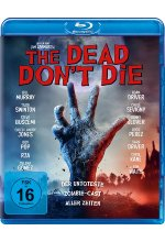 The Dead Don't Die Blu-ray-Cover