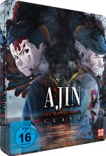 Ajin: Clash - Teil 3 der Movie-Trilogie (Steelcase) - Limited Special Edition Blu-ray-Cover