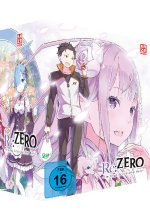 Re:ZERO - Starting Life in Another World - DVD Vol. 1 + Sammelschuber - Limited Deluxe Edition DVD-Cover