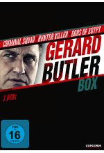 Gerard Butler Box  [3 DVDs] DVD-Cover