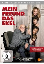 Mein Freund, das Ekel - Dieter Hallervorden Collection DVD-Cover