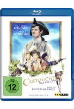 Cartouche, der Bandit Blu-ray-Cover