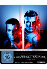 Universal Soldier / Uncut / Limited SteelBook Edition  (4K Ultra HD) (+ BR2D) Cover
