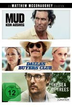 Matthew McConaughey Collection  [3 DVDs] DVD-Cover
