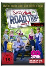 Sexy Road Trip 2 (2-Disc Uncut Edition)  [2 DVDs] DVD-Cover