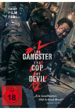 The Gangster, The Cop, The Devil DVD-Cover
