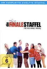 The Big Bang Theory - Staffel 12  [3 DVDs] DVD-Cover