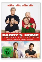 Daddy's Home - 2-Movie Collection  [2 DVDs] DVD-Cover