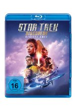 Star Trek: Discovery - Staffel 2  [4 BRs] Blu-ray-Cover
