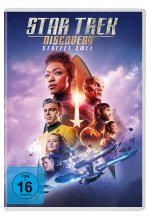 Star Trek: Discovery - Staffel 2  [5 DVDs] DVD-Cover