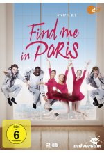 Find me in Paris - Staffel 2.1  [2 DVDs] DVD-Cover