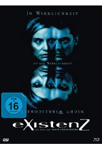 eXistenZ [Mediabook Cover B]  (+DVD) Blu-ray-Cover