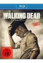 The Walking Dead - Staffel 9 - Uncut  [6 BRs] Blu-ray-Cover