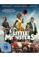Little Monsters Blu-ray-Cover