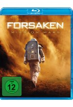 Forsaken: Mission Mars Blu-ray-Cover