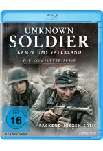 Unknown Soldier (TV-Serie) Blu-ray-Cover