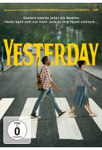 Yesterday DVD-Cover