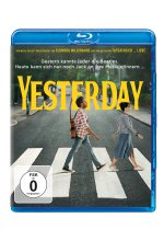 Yesterday Blu-ray-Cover