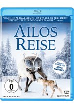 Ailos Reise Blu-ray-Cover