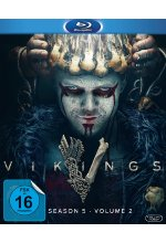 Vikings - Season 5.2  [3 BRs] Blu-ray-Cover