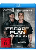 Escape Plan - The Extractors - Uncut Blu-ray-Cover