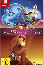Disney Classic Games - Aladdin and The Lion King Cover
