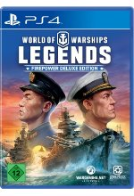 World of Warships Legends - Firepower Deluxe Edition Cover
