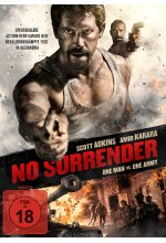 No Surrender - One Man vs. One Army DVD-Cover