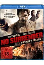 No Surrender - One Man vs. One Army Blu-ray-Cover