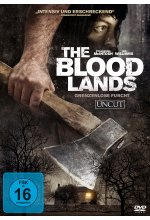 The Blood Lands - Grenzenlose Furcht DVD-Cover