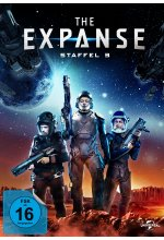 The Expanse - Staffel 3  [4 DVDs] DVD-Cover