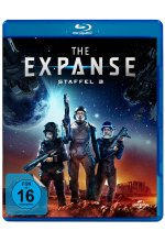 The Expanse - Staffel 3  [3 BRs] Blu-ray-Cover