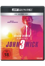 John Wick: Kapitel 3  (4K Ultra HD) Cover