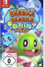 Bubble Bobble 4 Friends Cover