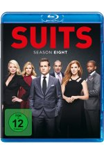 Suits - Season 8  [4 BRs] Blu-ray-Cover