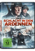 Schlacht in den Ardennen DVD-Cover