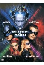 Batman & Robin DVD-Cover