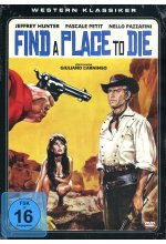 Find a Place to Die DVD-Cover