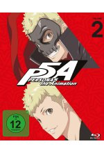 PERSONA5 the Animation Vol. 2 Blu-ray-Cover