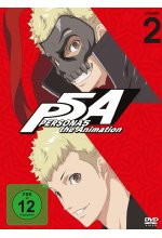 PERSONA5 the Animation Vol. 2  [2 DVDs] DVD-Cover